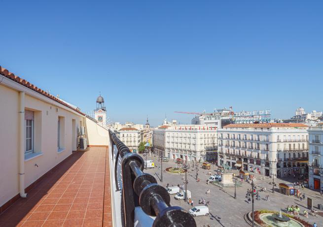 8 Piso Madrid Centro