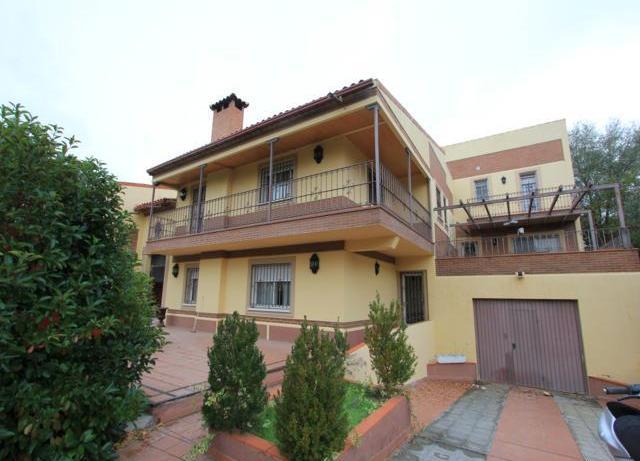 1228 - Fachada House Valdelagua