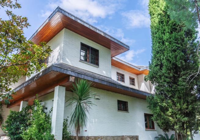 3-Fachada House La Moraleja