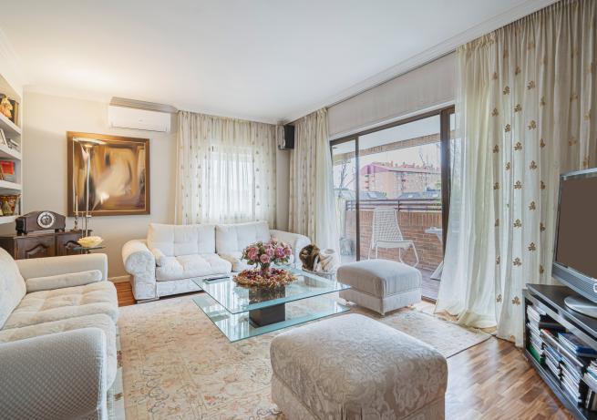3 Appartement Arturo Soria