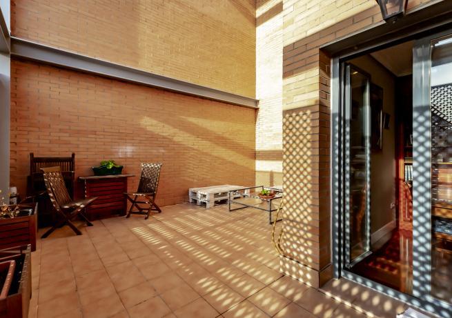 5- Terraza costa brava26   Appartement Mirasierra