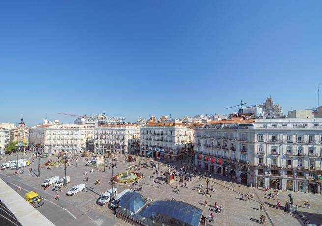 10 Piso Madrid Centro