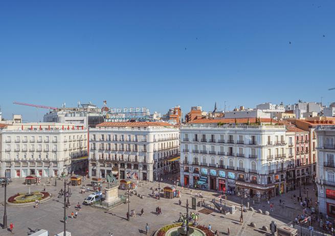 7 Piso Madrid Centro
