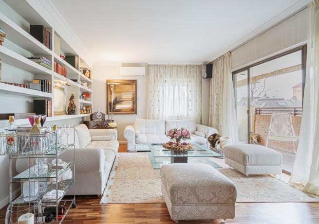 2 Appartement Arturo Soria