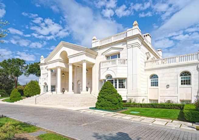 2- Exterior House La Moraleja