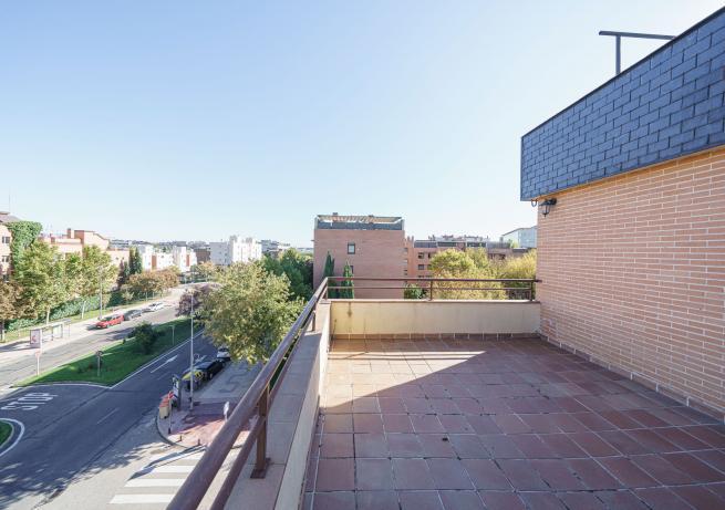 3- Terraza Appartement Arroyo de la Vega