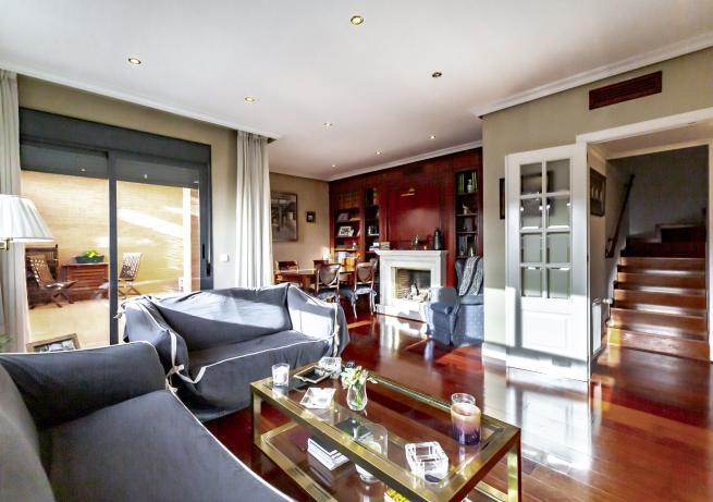 3- Salon costa brava 26  Appartement Mirasierra