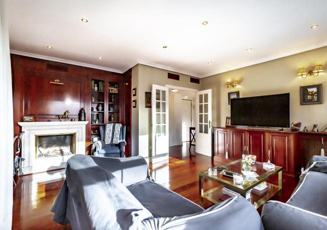 2- Salon costa brava 26   Appartement Mirasierra
