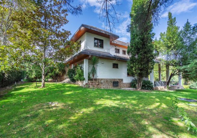 2-Jardín House La Moraleja