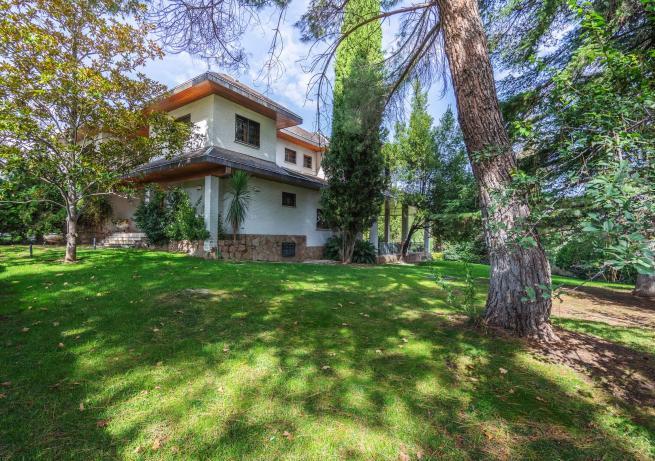 1-Jardín House La Moraleja