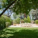 Jardín-002 Chalet La Moraleja