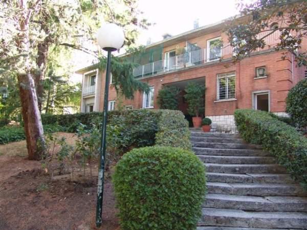 fachada Appartement Puerta de Hierro