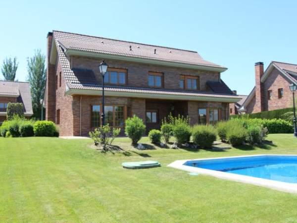 193 - Fachada House La Moraleja