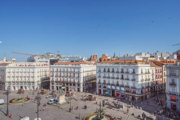 7 Appartement Madrid Centro