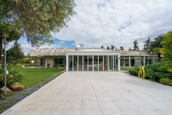20- Fachada House La Moraleja