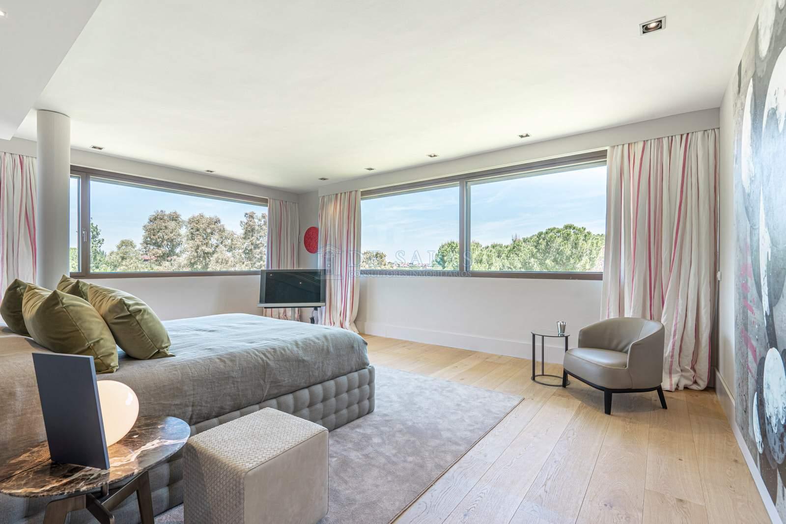 Dormitorio-0028 House La Moraleja