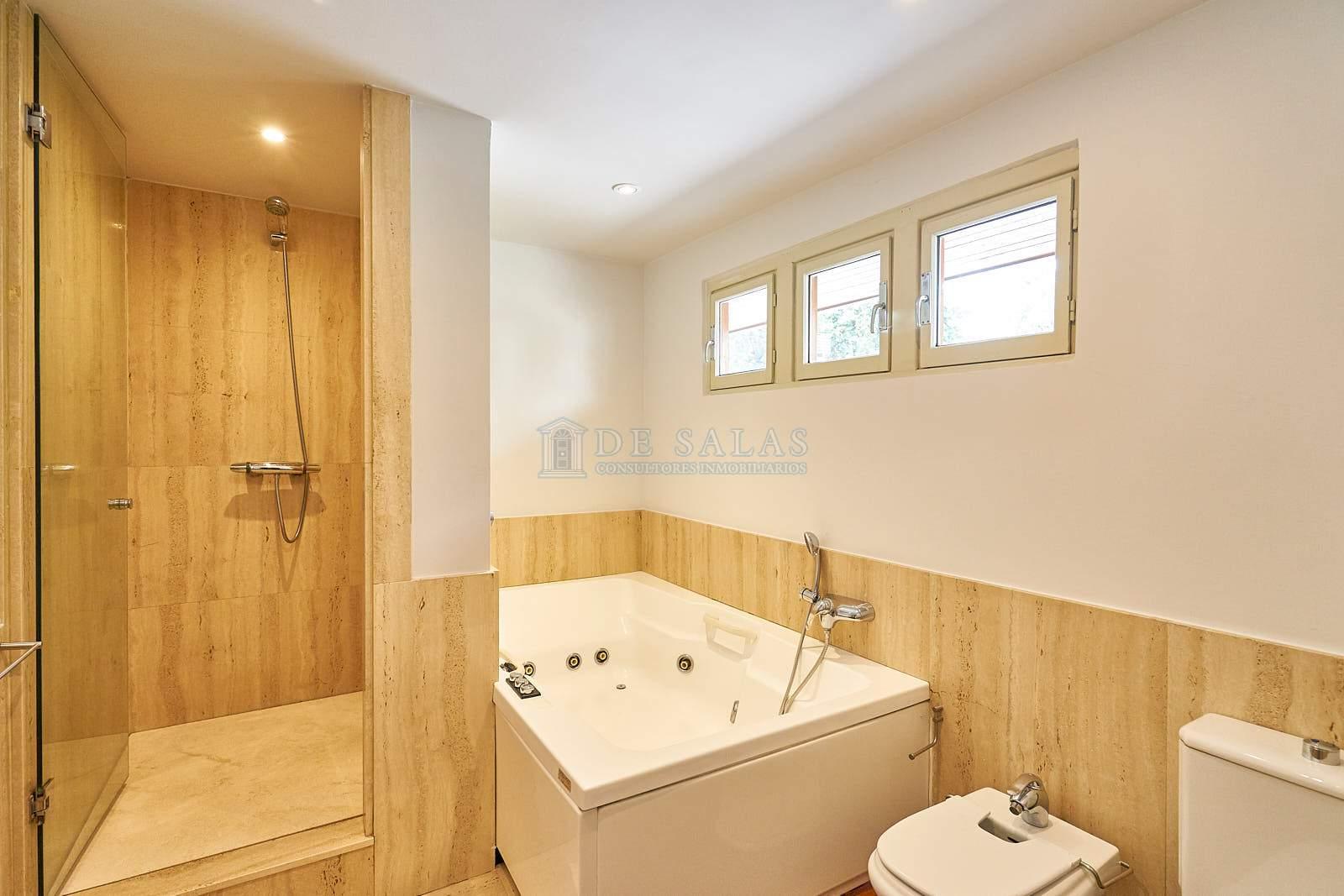Baño-040 Chalet La Moraleja