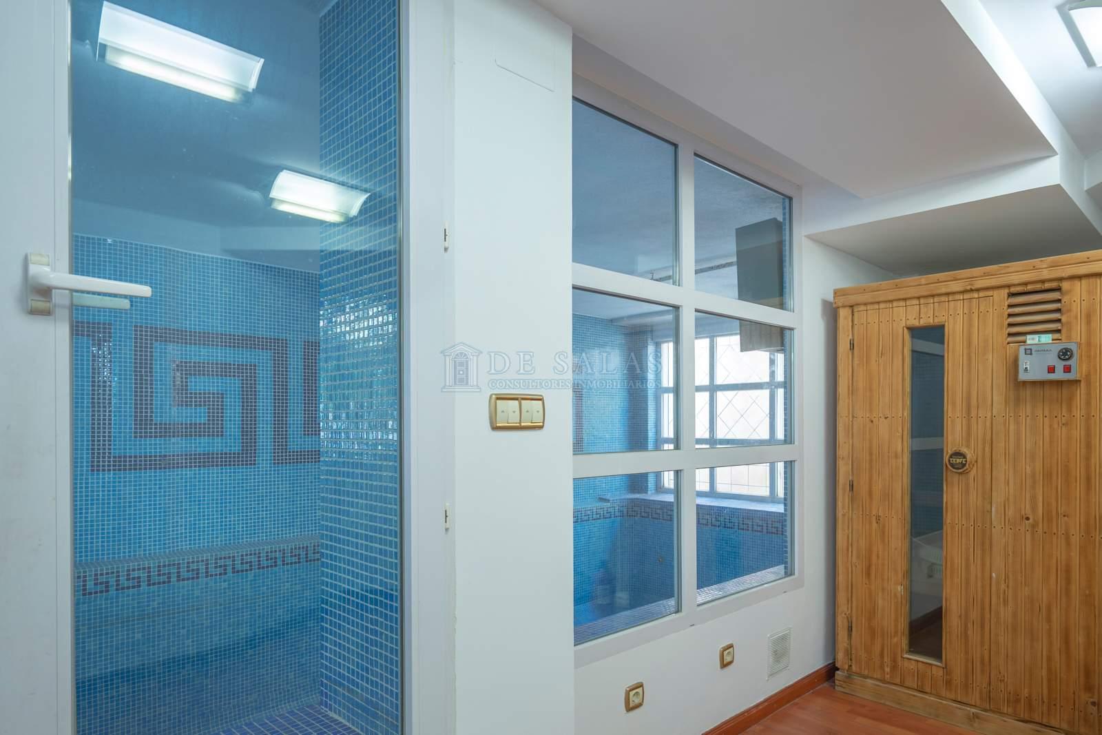 Sauna-12 Maison La Moraleja