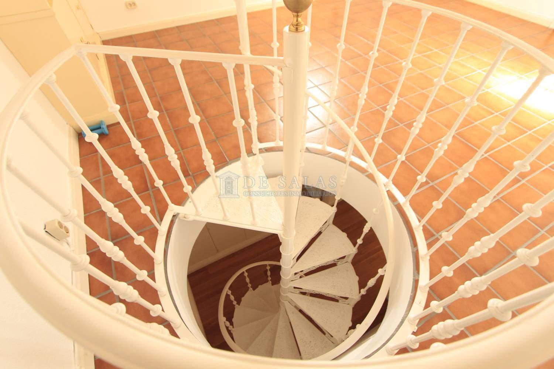 Escalera-_MG_2285 Flat Soto de la Moraleja