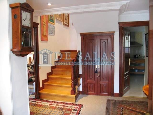 224 - Hall de entrada House Conde de Orgaz