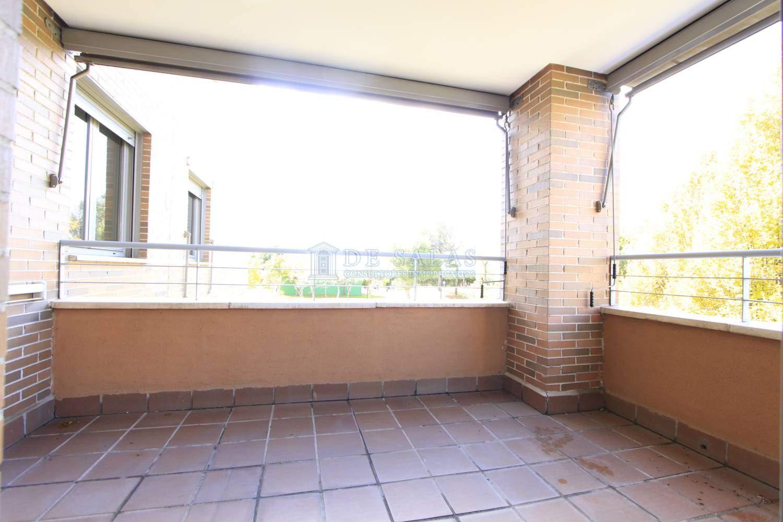 Terraza-_MG_2222 Appartement El Encinar de los Reyes