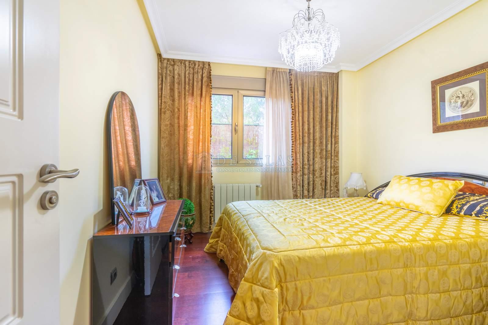 Dormitorio-17 Flat El Encinar de los Reyes