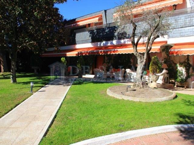 1219 - Fachada 1 Chalet Fuente del Fresno