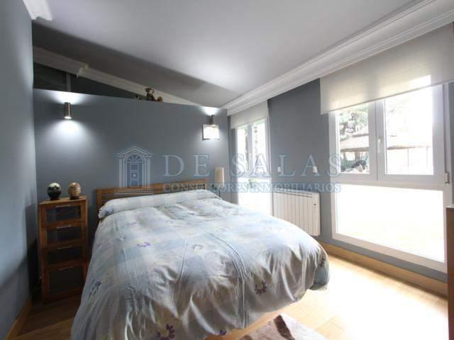 1244 - Dormitorio Chalet La Moraleja
