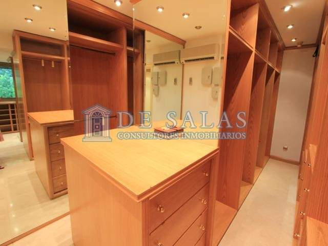 1116 - Suite 3- vestidor Chalet La Moraleja