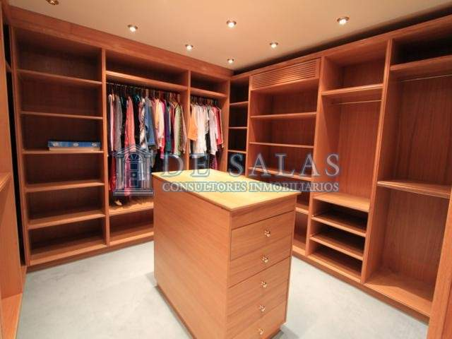 1116 - Suite 4- vestidor Chalet La Moraleja