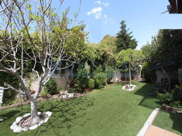 Jardin Chalet El Encinar de los Reyes