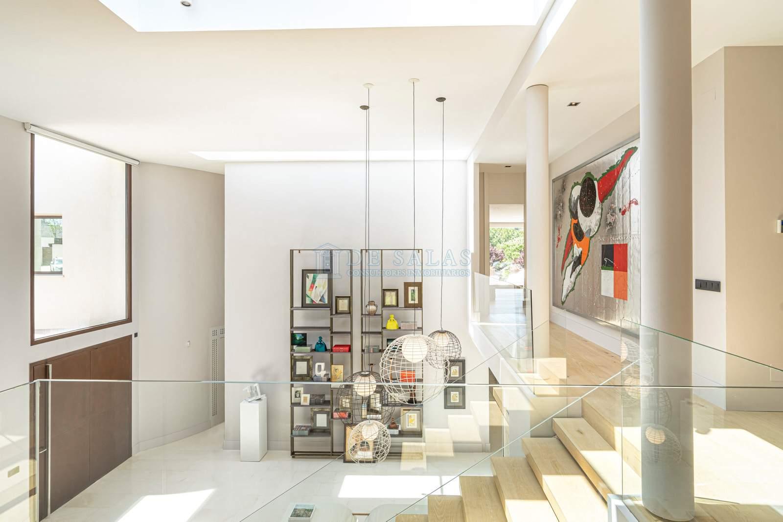 Escalera-0021 House La Moraleja