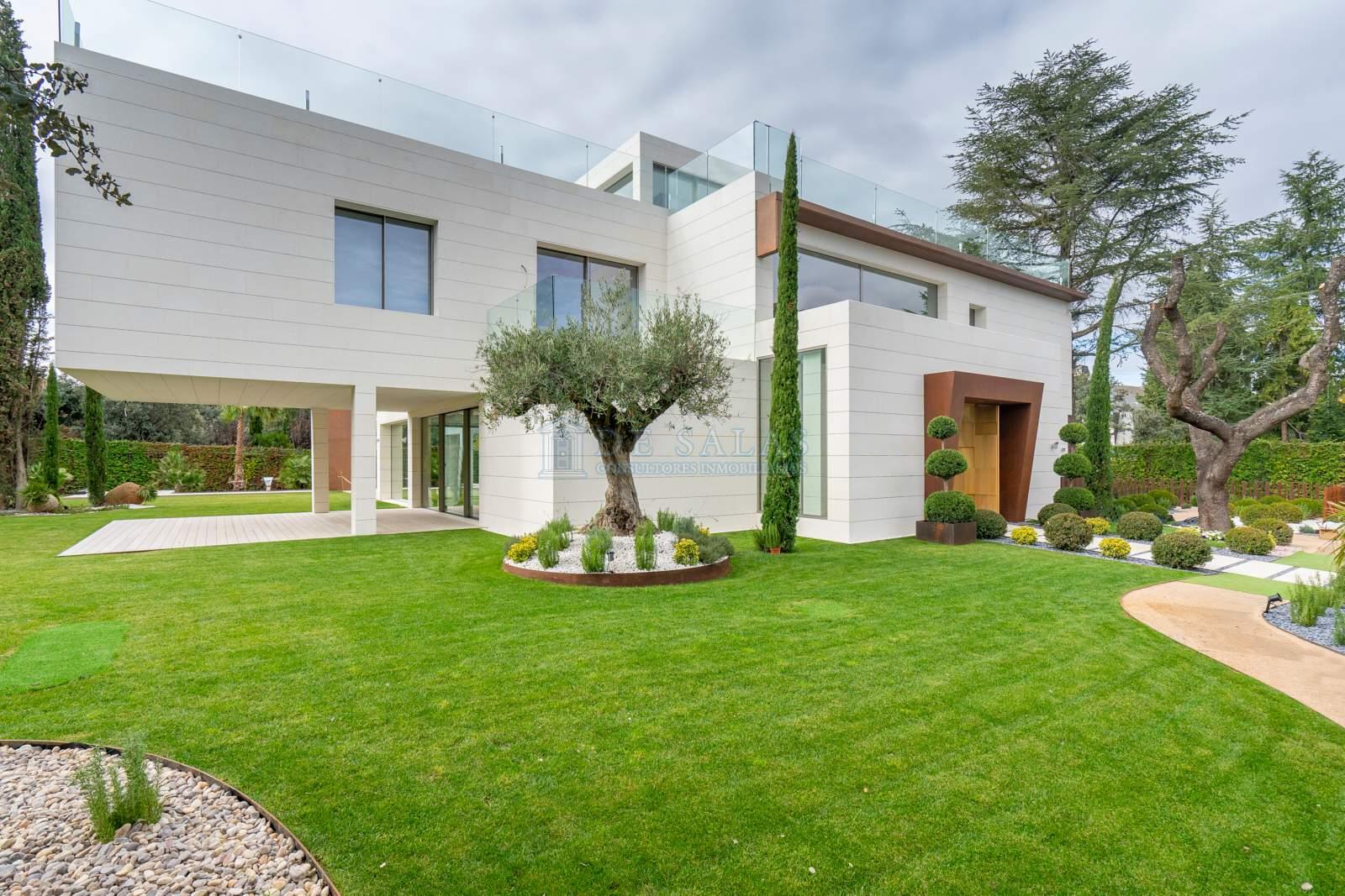 exteriores- Maison La Moraleja