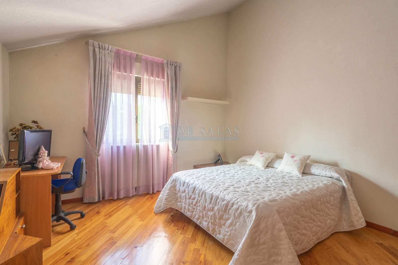Dormitorio-33 House La Moraleja