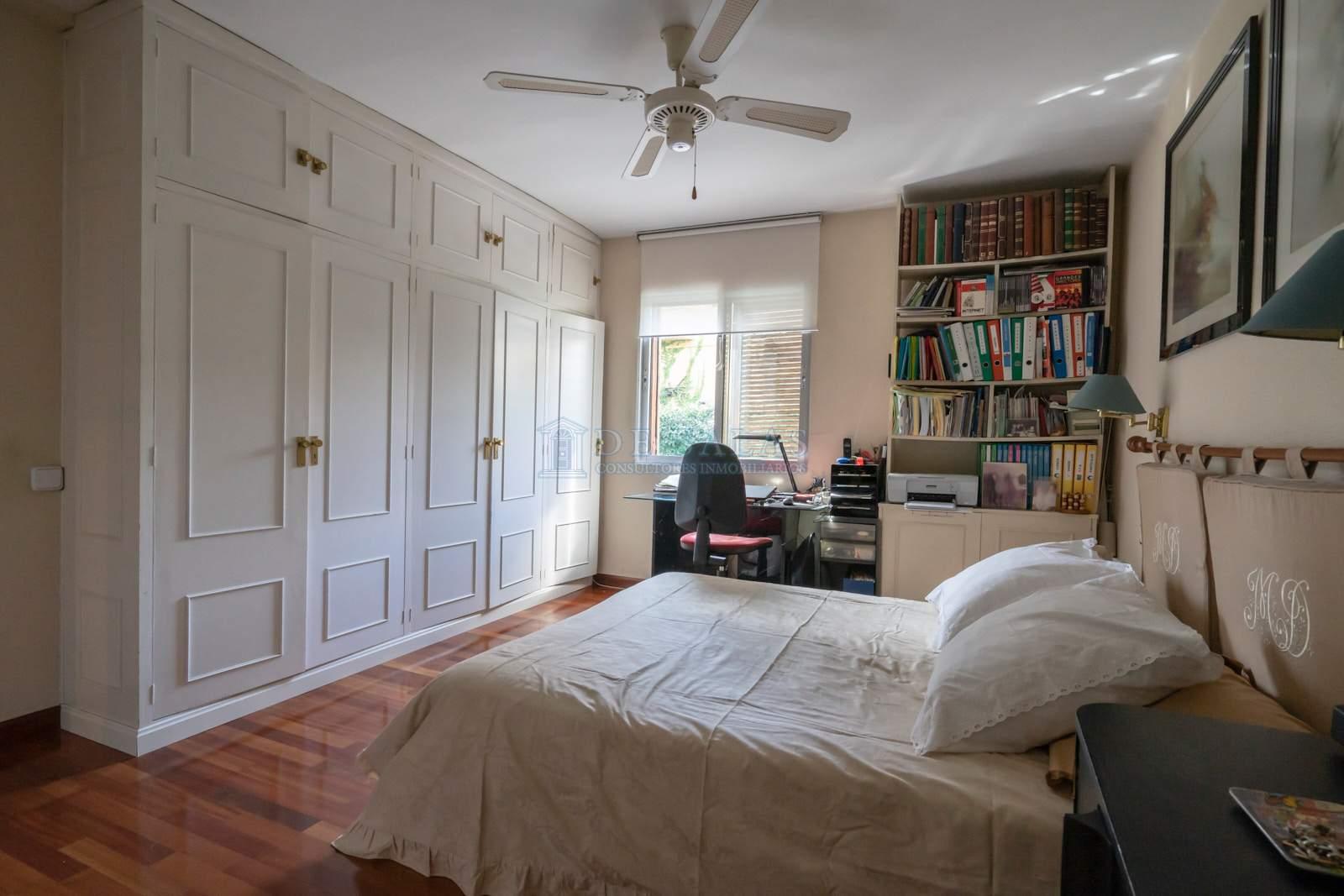07-Dormitorio Piso Soto de la Moraleja