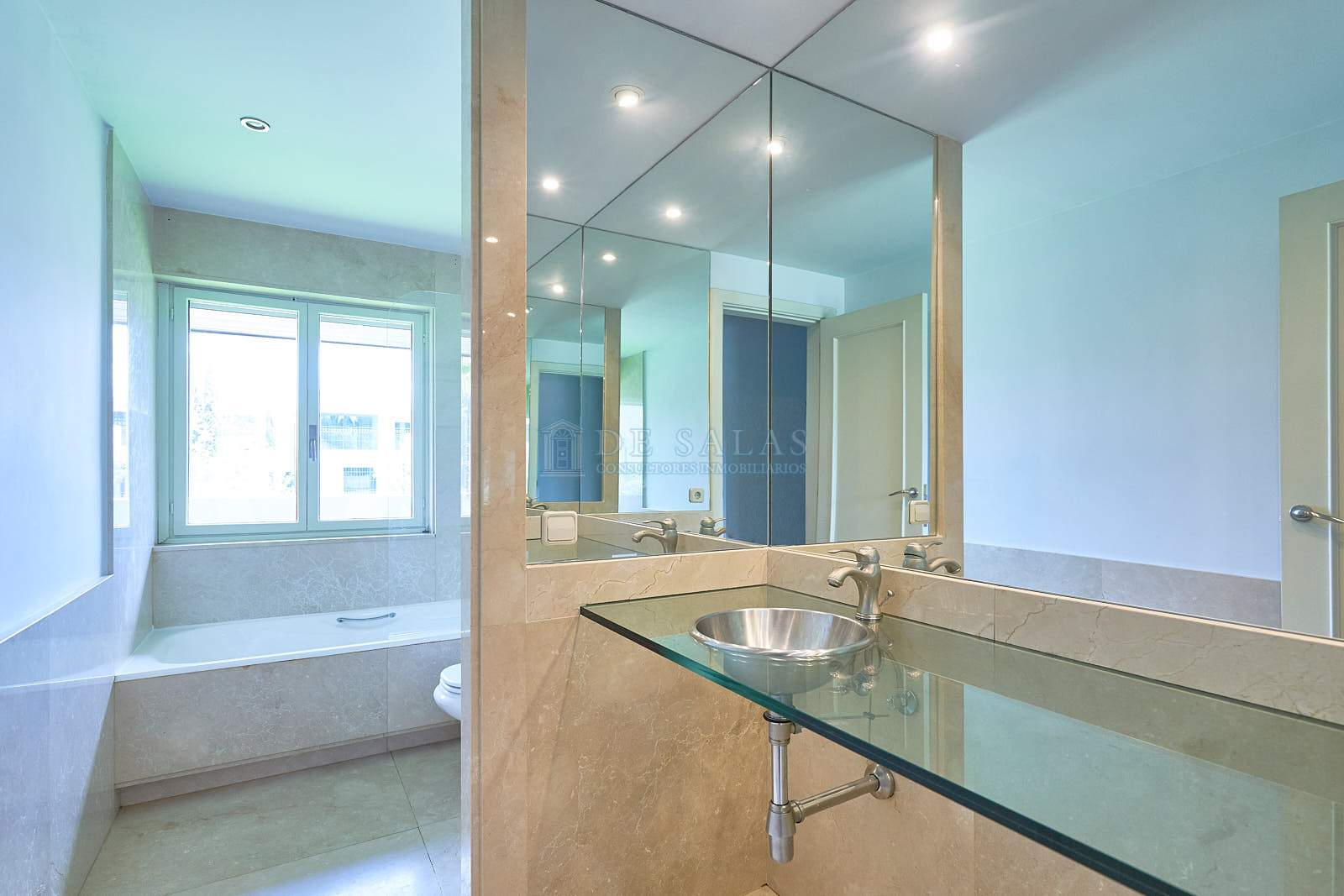 Baño-033 Chalet La Moraleja