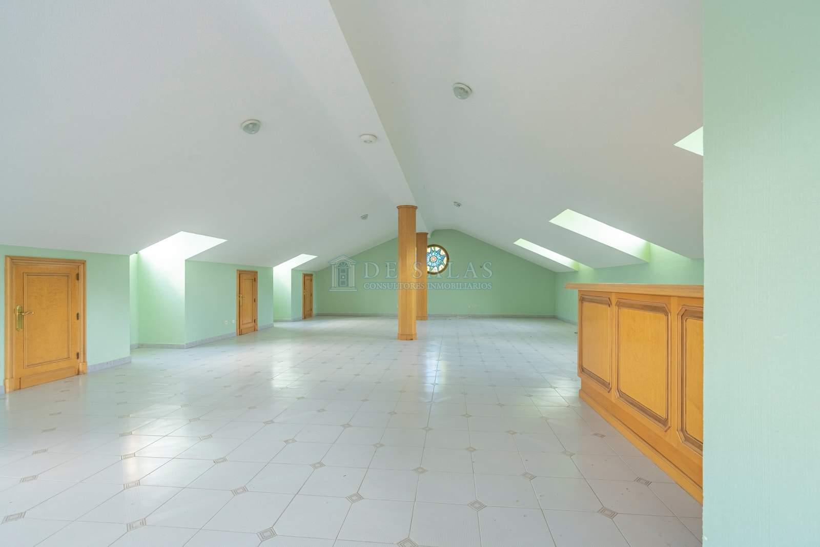 30-Sala Chalet La Moraleja