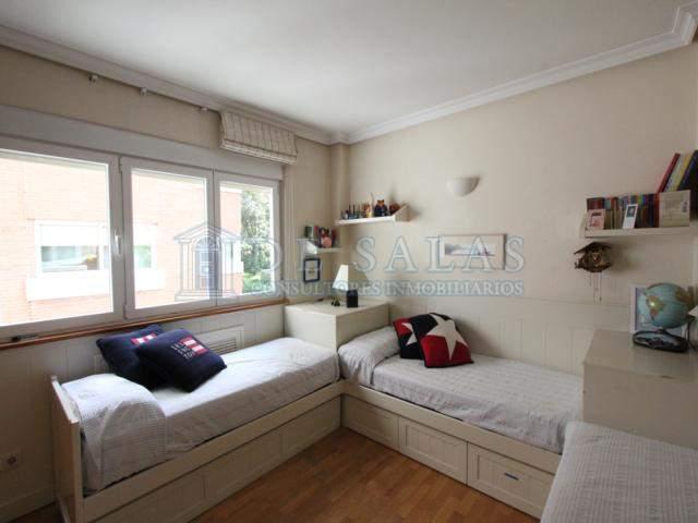 Dormitorio 4 Piso Arturo Soria