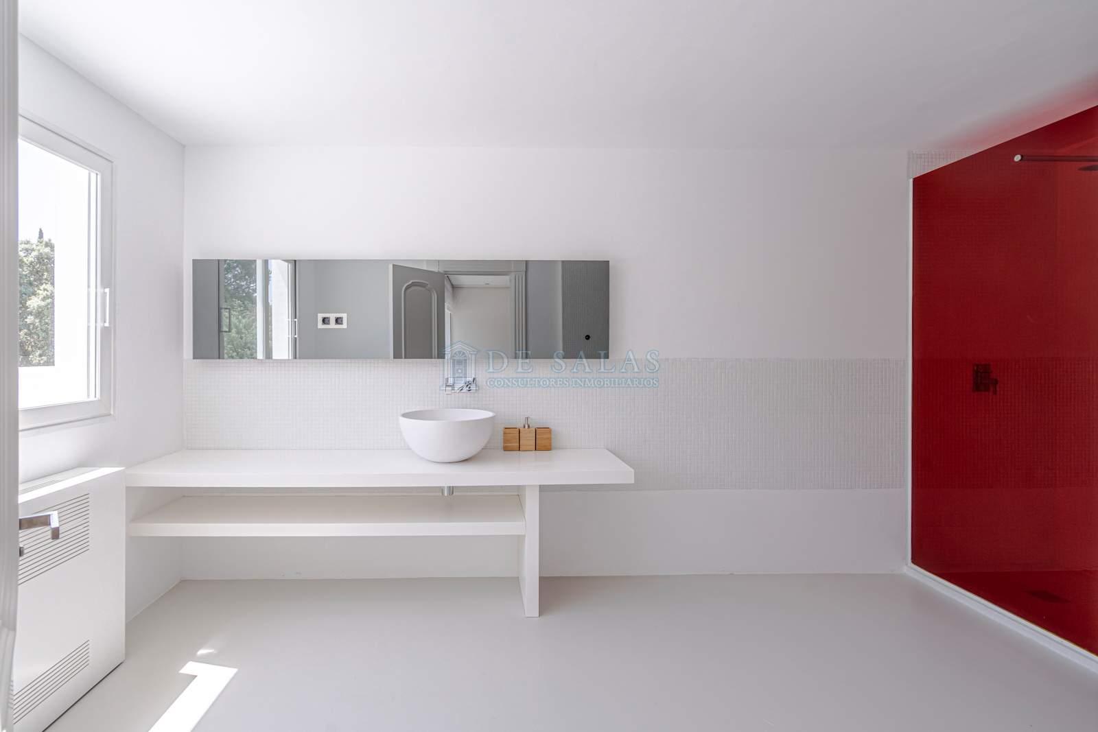Baño-0027 House La Moraleja