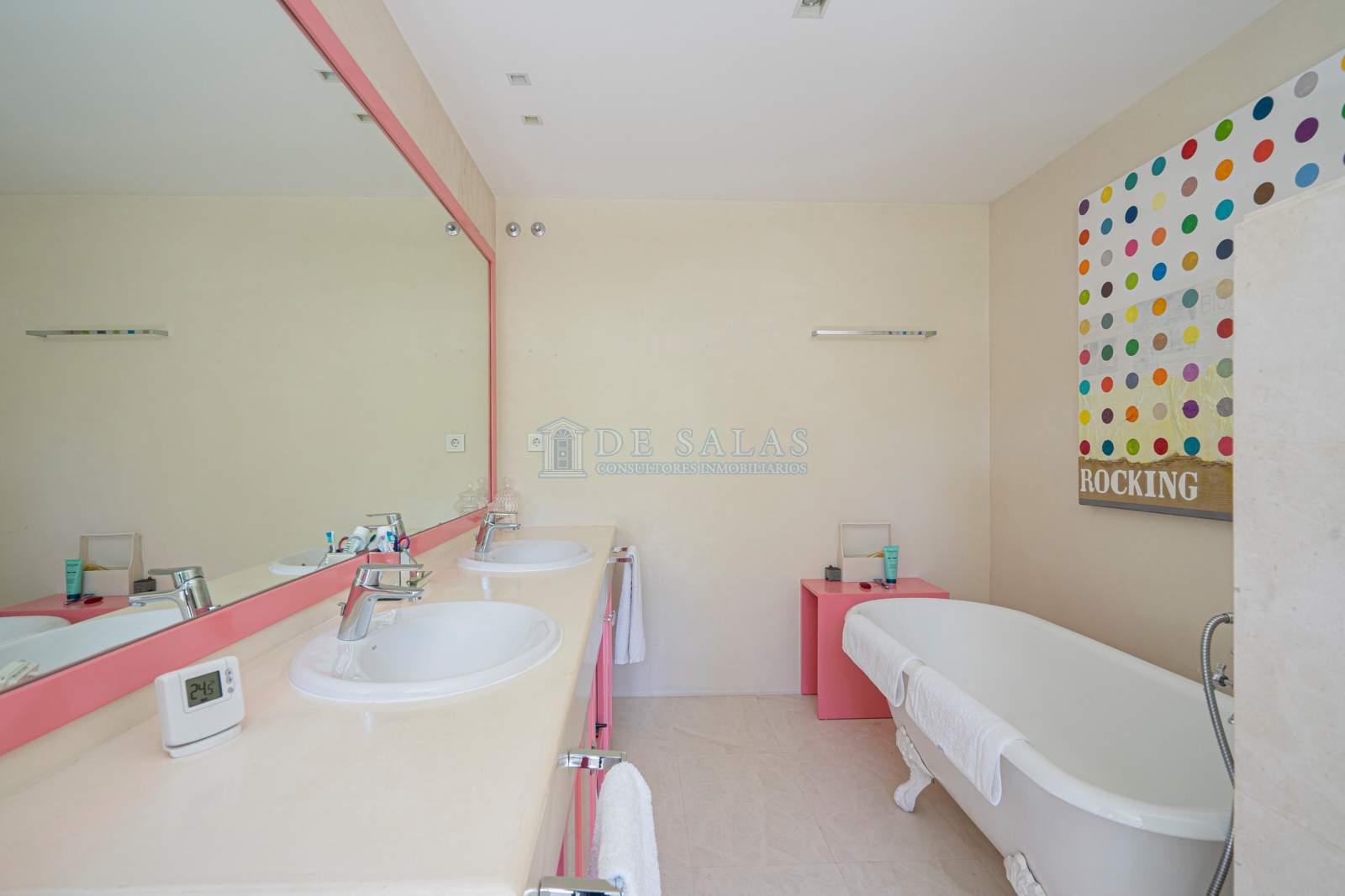 Baño-0021 Maison La Moraleja