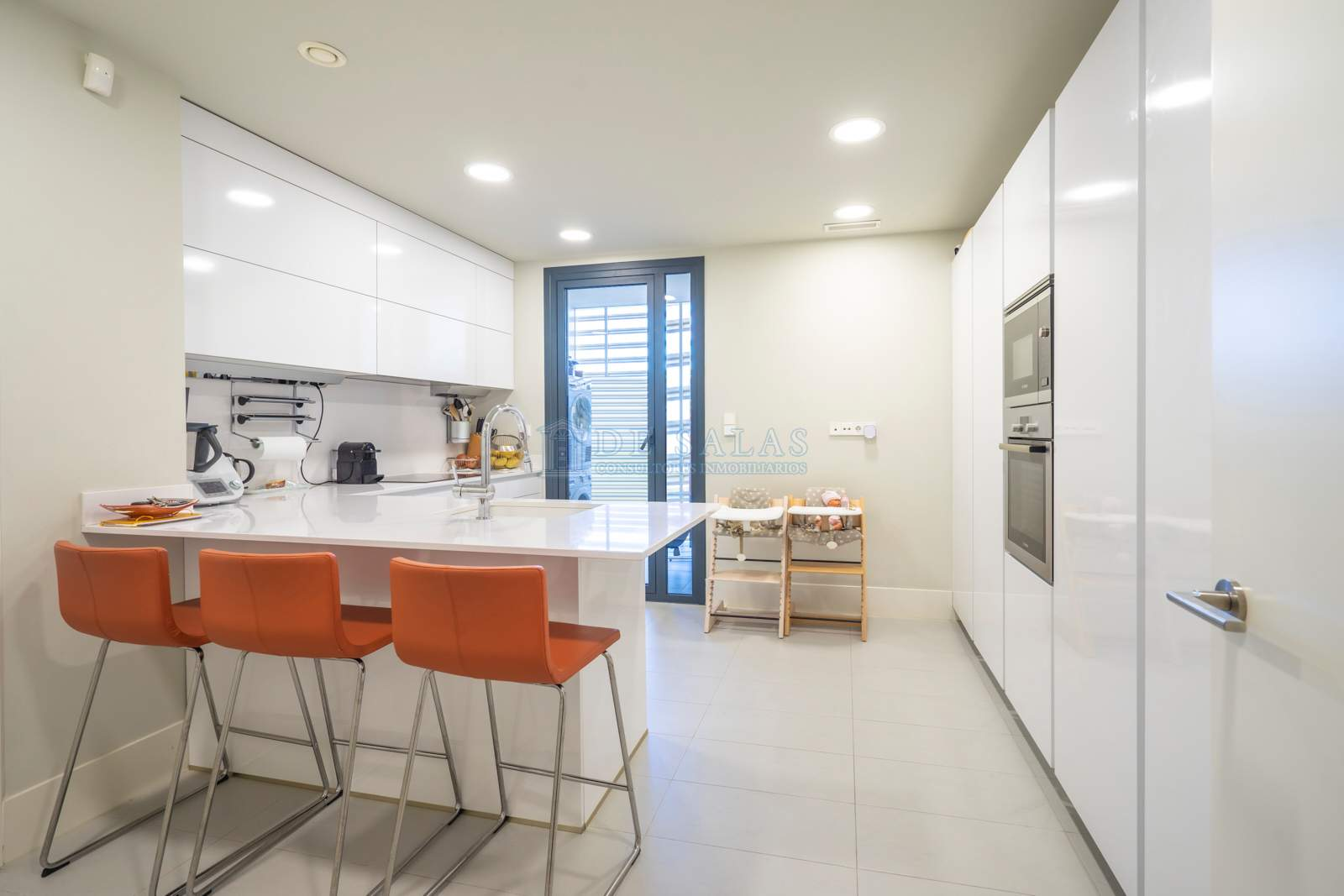 Cocina-24 Appartement El Encinar de los Reyes