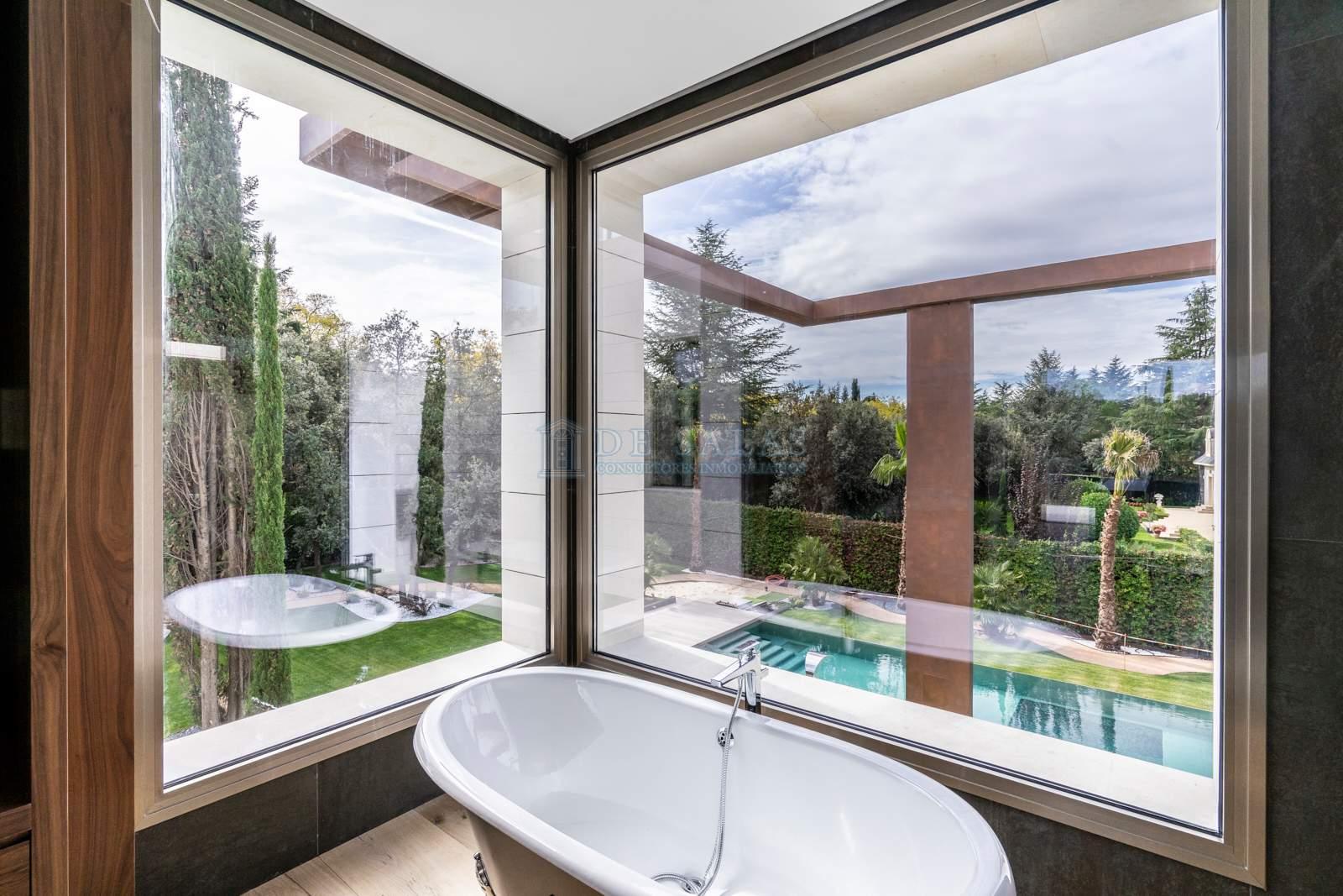 Baño-26 Maison La Moraleja