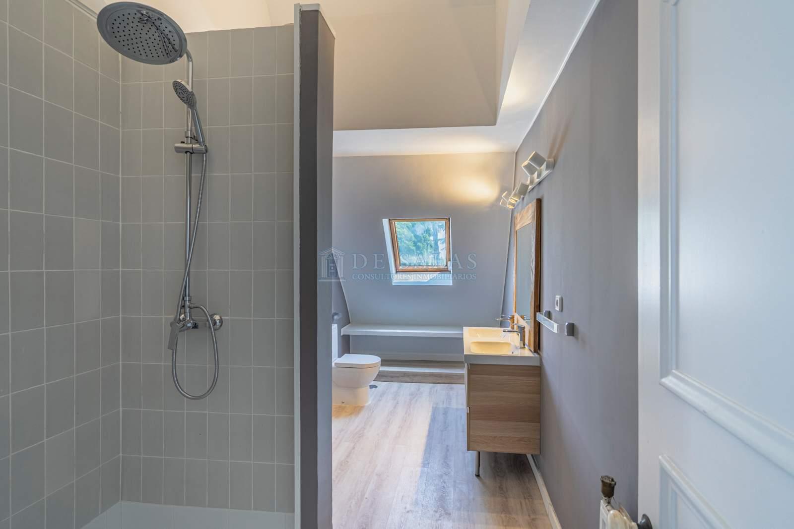 Baño-32 Maison La Moraleja