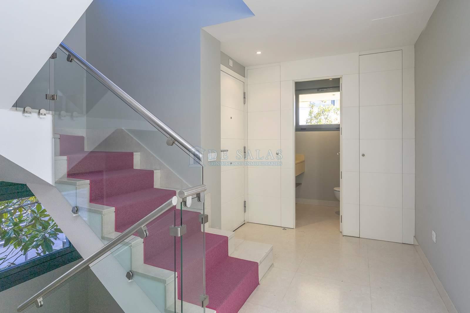 Escalera-10 Maison El Encinar de los Reyes