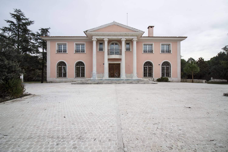 Fachada-_MG_1413 House La Moraleja