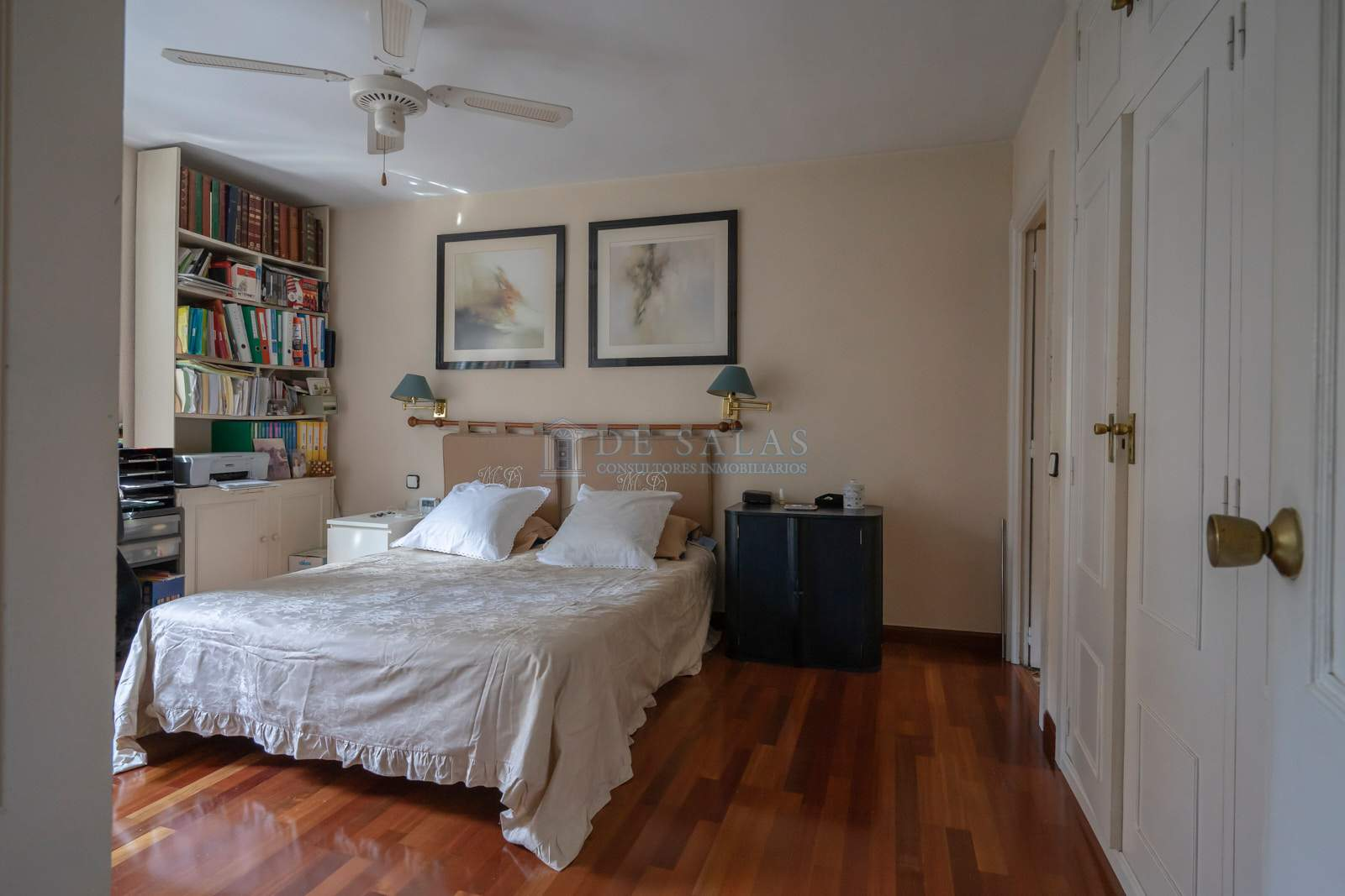 05-Dormitorio Piso Soto de la Moraleja