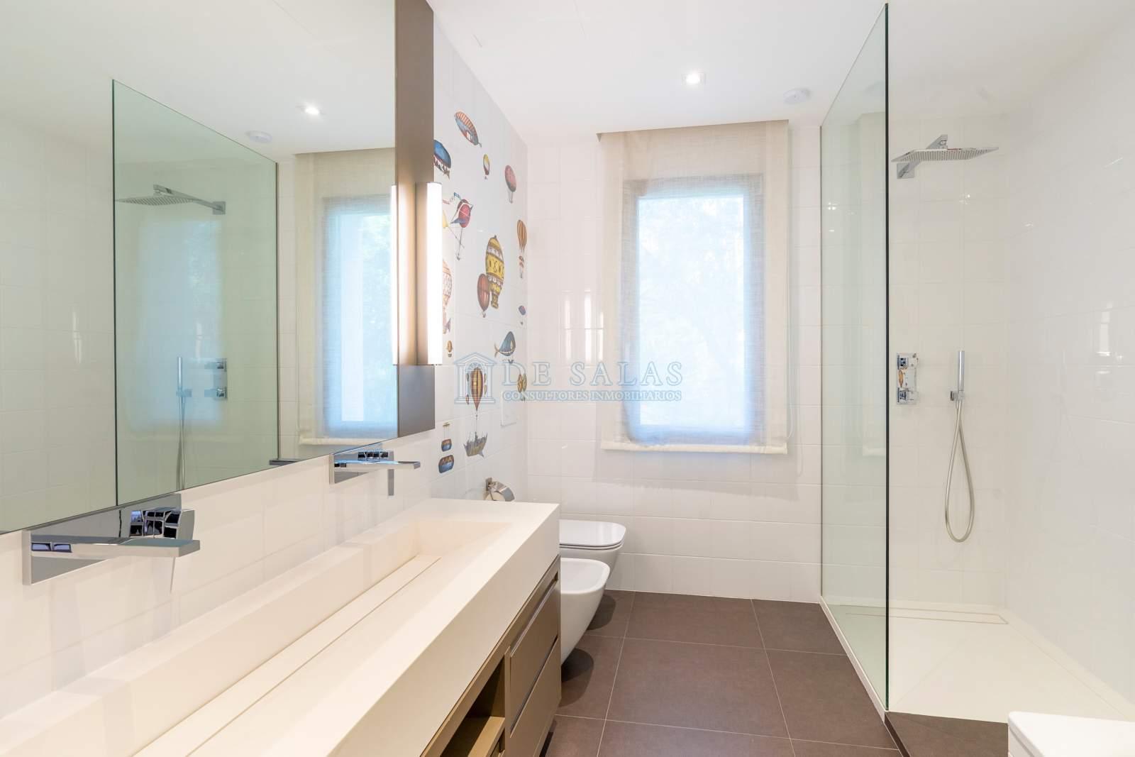 Baño-20 Maison La Moraleja