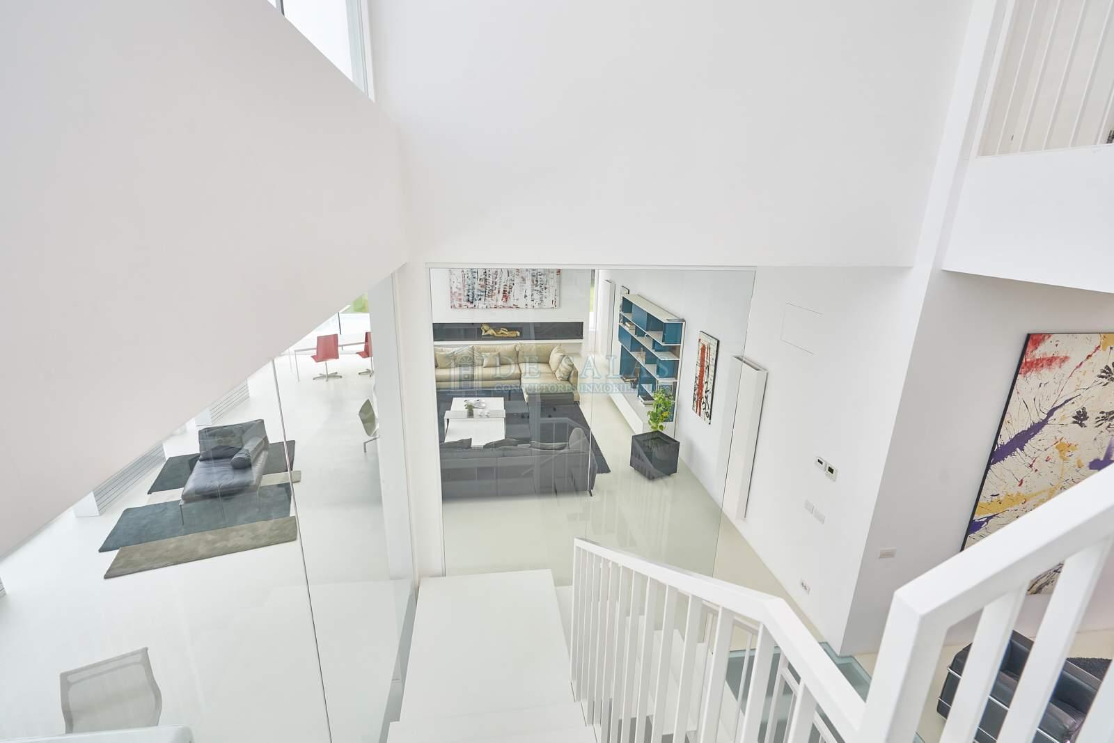 Escaleras-004 Maison La Moraleja