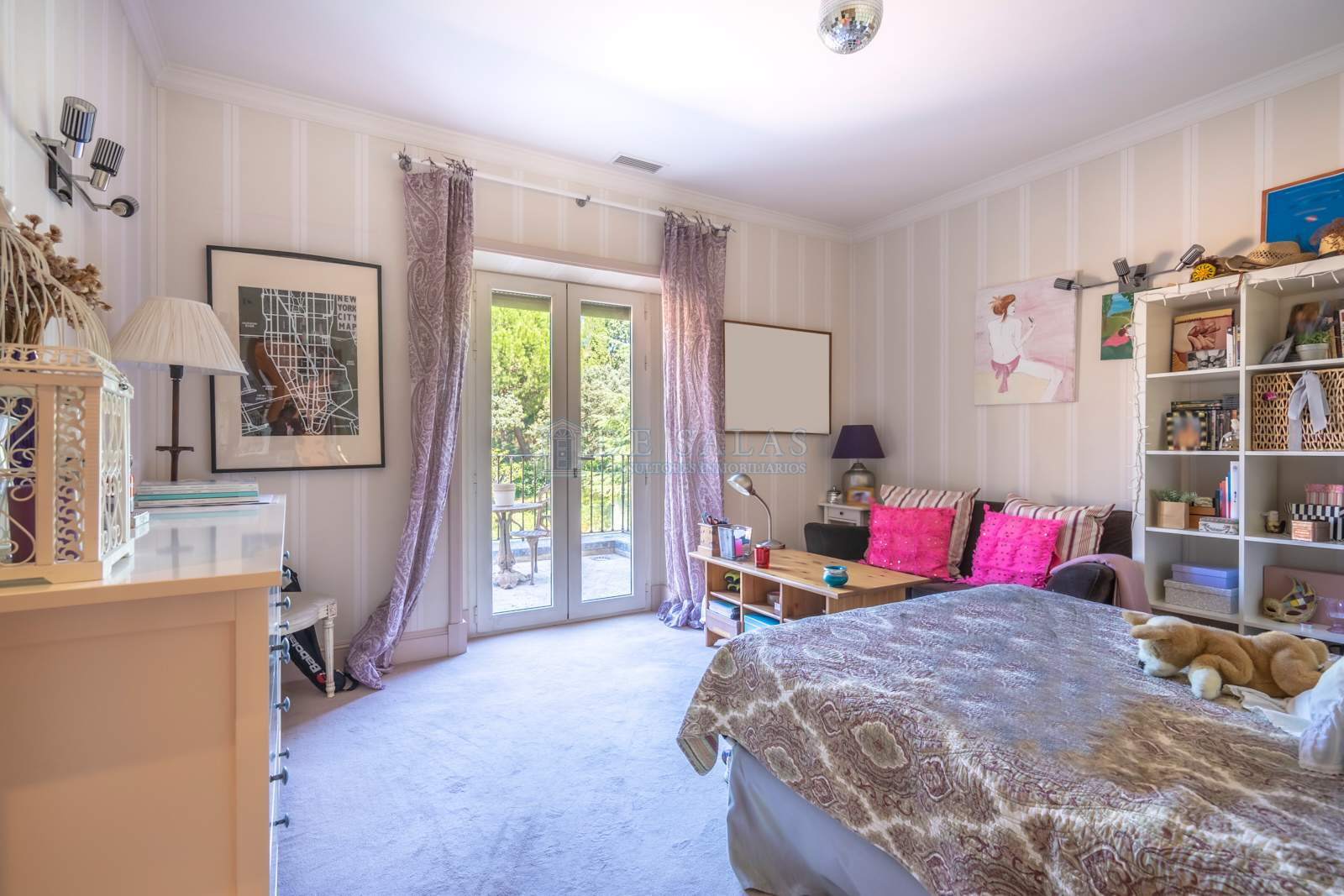 Dormitorio-22 House La Moraleja