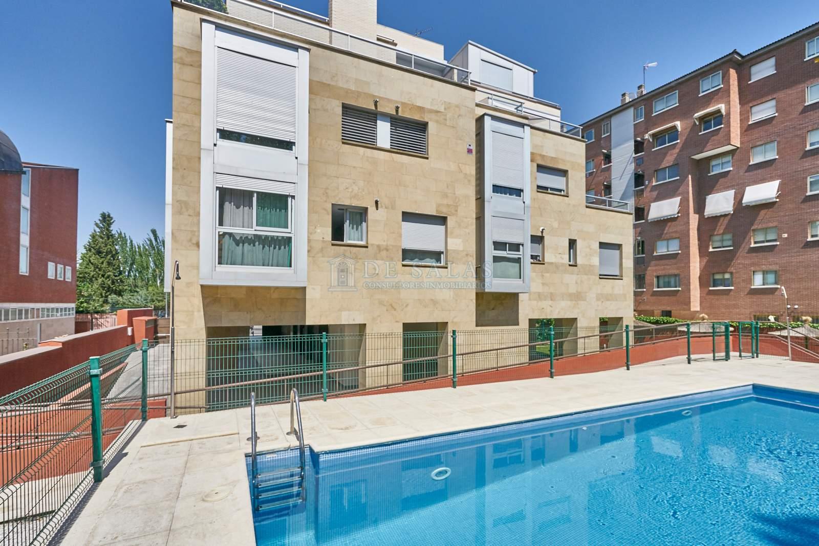 002 Appartement Arturo Soria